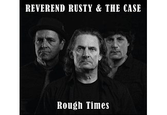 Reverend Rusty, The Case - Rough Times  - (CD)