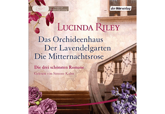 Simone Kabst - Die Drei schönsten Romane (Box)  - (MP3-CD)