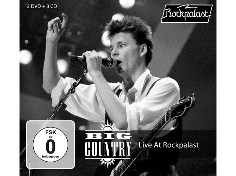 Big Country - Live At Rockpalast [CD + DVD Video]