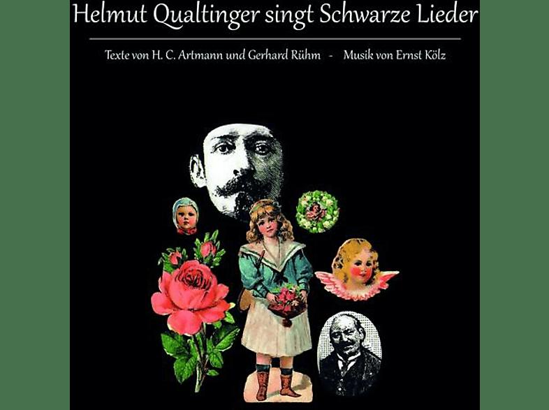 Helmut Qualtinger - Schwarze Lieder (incl.CD) [LP + Bonus-CD]