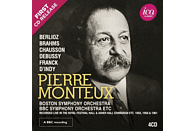 Monteux/Boston SO/BBC SO/+ - Pierre Monteux [CD]