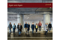 Happel/ Hiemetsberger/ Company of Music - Again and Again [CD]