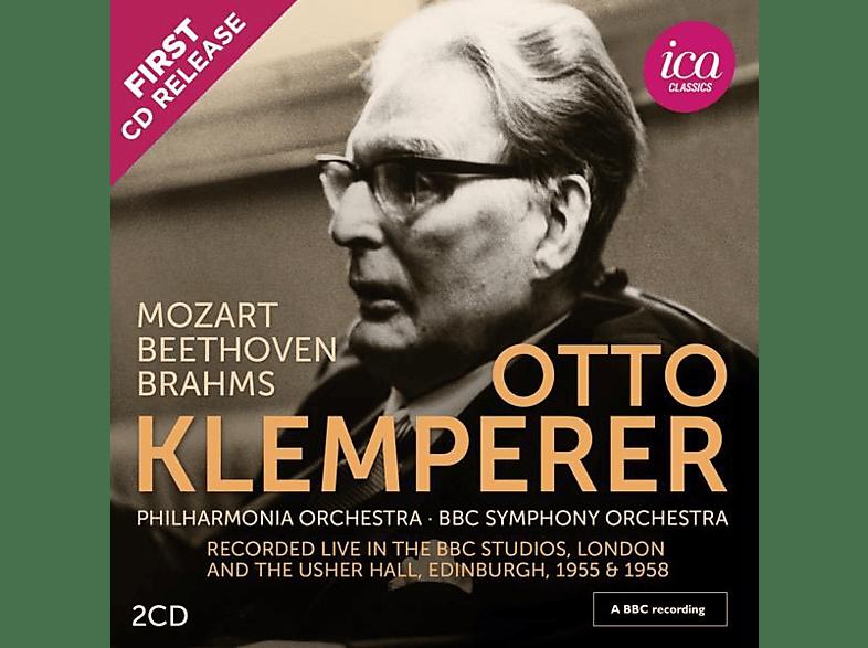 Klemperer/Philharmonia Orchestra/BBC SCh.& SO/+ - Otto Klemperer [CD]