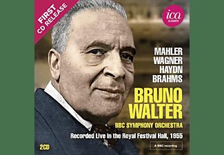 Walter/Seefried/BBC Ch.& SO - Bruno Walter  - (CD)