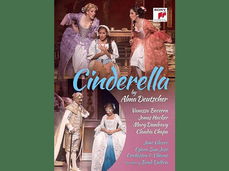 Opera San Jose Orchestra, Opera San Jose Chorus, VARIOUS - Cinderella [DVD]