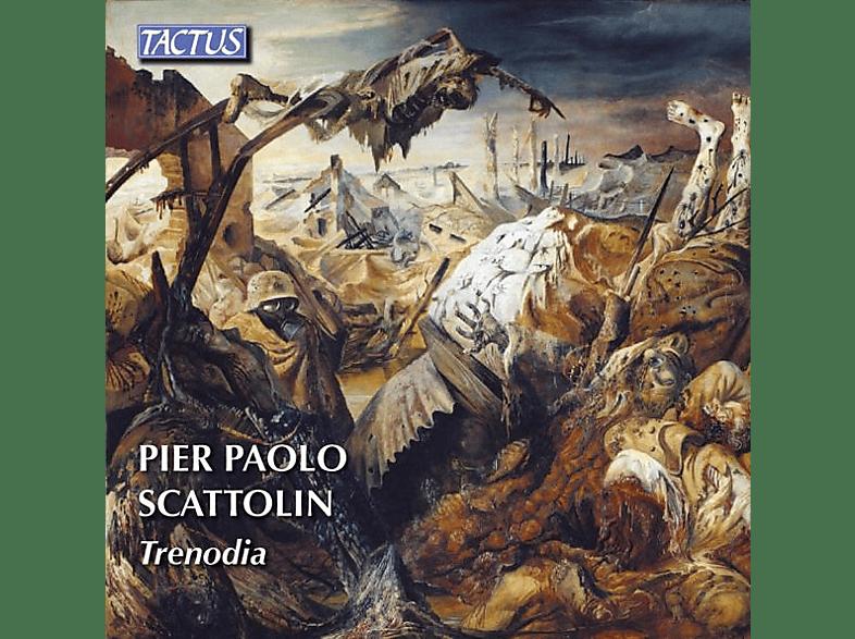 Beghelli/Troilo/Maretti/Scattolin/Circe/+ - Trenodia [CD]