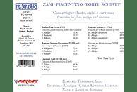 Trevisani/Arnoldi/Ens.Baroque Carlo Antonio Marino - Concerti per flauto,archi e continuo [CD]