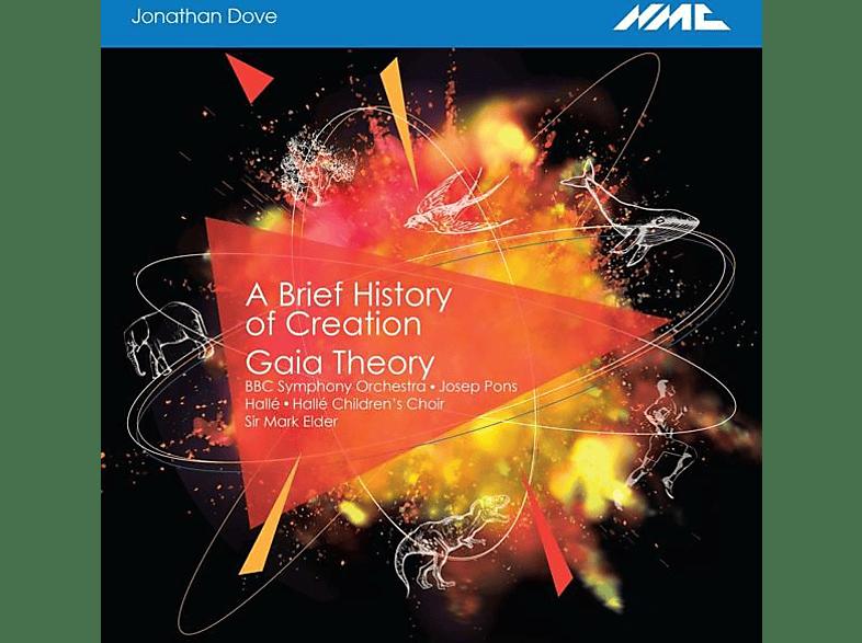 Elder/Hallé Orch.& Children's Choir/Pons/BBC SO - A Brief History of Creation [CD]