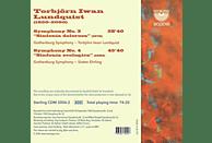 Lundquist/Ehrling/Gothenburg Symphony - Sinfonie 3 & 4 [CD]