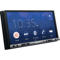 SONY XAV-AX3005 Autoradio 2 DIN (Doppel-DIN), 55 Watt