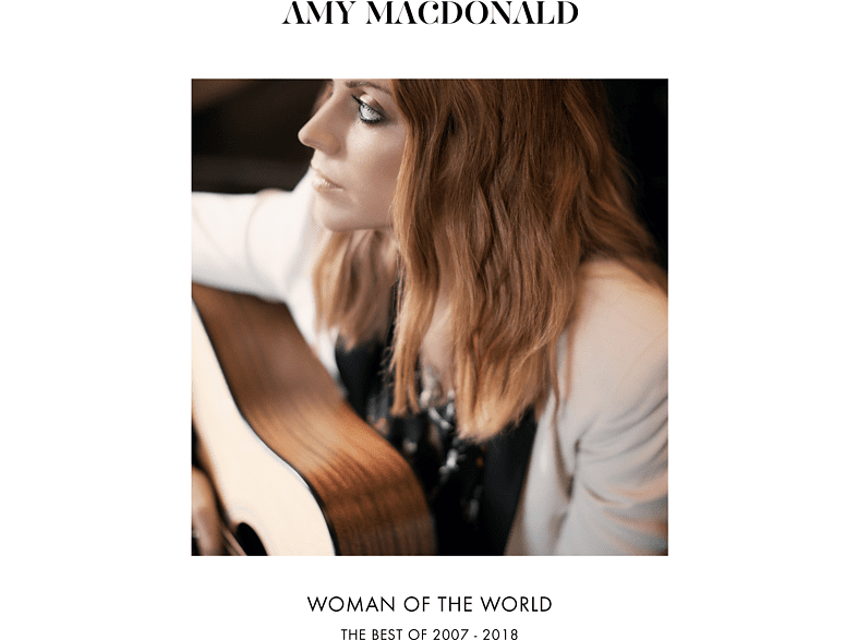 Amy MacDonald - Woman Of The World [CD]