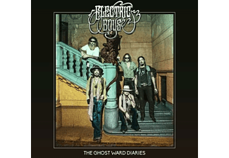 Electric Boys - The Ghost Ward Diaries (Black Vinyl) - (Vinyl)