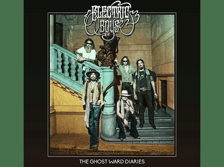 Electric Boys - The Ghost Ward Diaries (Black Vinyl) [Vinyl]