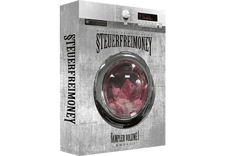 Steuerfreimoney - Sampler Volume 1 (Limited Fanbox)   - (CD + Merchandising)