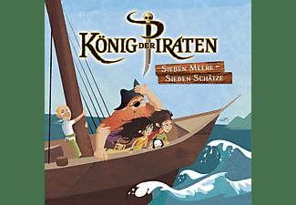 König Der Piraten - Sieben Meere-Sieben Schätze  - (CD)