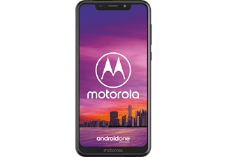 MOTOROLA One 64 GB Schwarz Dual SIM
