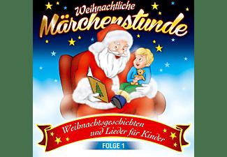 VARIOUS - Weihnachtliche Märchenstunde,Folge 1  - (CD)