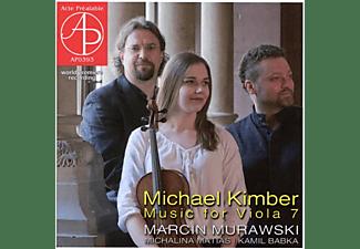 Murawski/Matias/Babka/Kimber - Musik für Viola vol.7  - (CD)