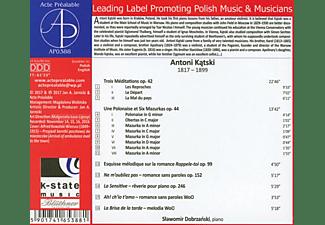 Slawomir  Dobrzanski - Klavierwerke vol.1  - (CD)