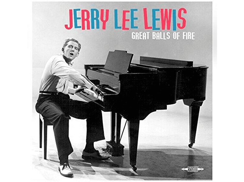 Jerry Lee Lewis - Great Balls Of Fire (180g) [Vinyl]