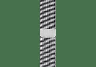 APPLE 40 mm Milanaise Armband, Ersatzarmband, Apple, Silber