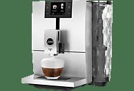 JURA ENA 8 Kaffeevollautomat Aluminium