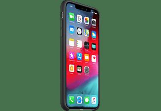 APPLE XS Max Silikon Case, Backcover, Apple, iPhone XS Max, Schwarz