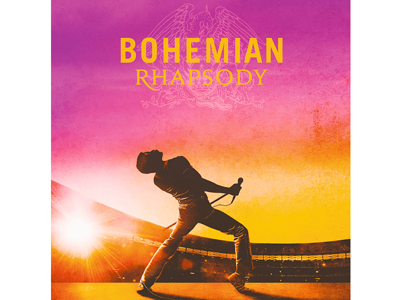 Queen - Bohemian Rhapsody (The Original Soundtrack) [CD]