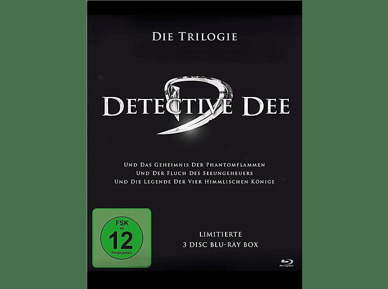 Detective Dee - Trilogiebox [Blu-ray]