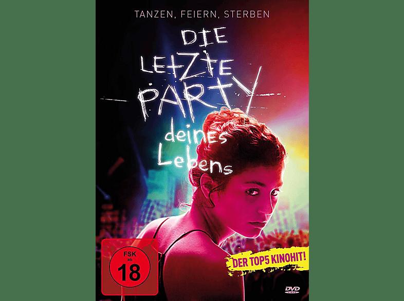 Die letzte Party deines Lebens [DVD]