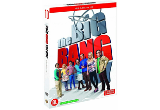 Big Bang Theory - Seizoen 10 | DVD