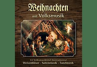 VARIOUS - Weihnachten mit Volksmusik  - (CD)