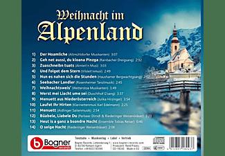 VARIOUS - Weihnachten im Alpenland  - (CD)