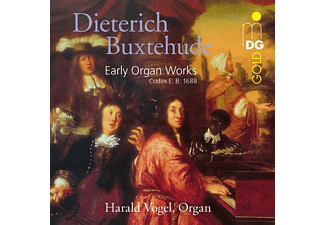 Vogel,Harald/Fritzsch,Thomas - Early Organ Works - (CD)