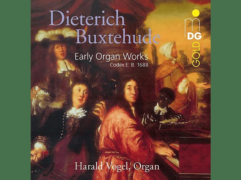 Vogel,Harald/Fritzsch,Thomas - Early Organ Works [CD]