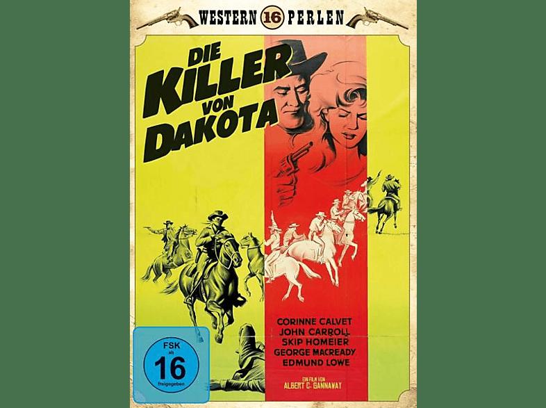 Western Perlen 16: Die Killer von Dakota [DVD]