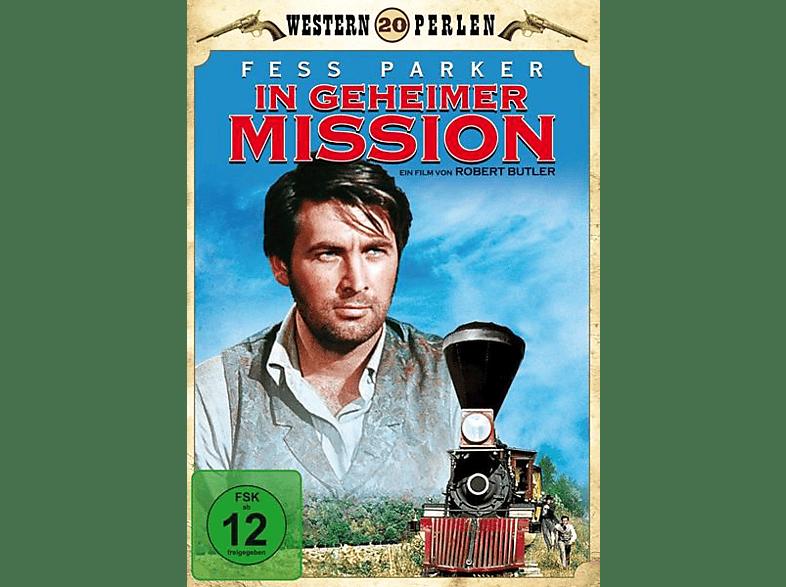 Western Perlen 20: In geheimer Mission [DVD]