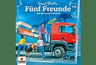 Fünf Freunde - 129/und die kleinen Detektive - (CD)