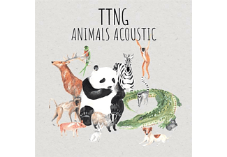 Ttng (this Town Needs Guns) - Animals Acoustic  - (CD)