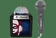IDANCE Sing Cube 100 Party Lautsprecher, Schwarz