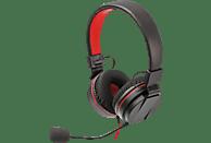 SNAKEBYTE SB913112 Nintendo Switch Headset, Schwarz/Rot