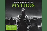 Bushido, Samra, Capital Bra - Mythos (Exklusiv mit Bushido Stickern) [CD]