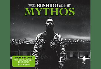 Bushido, Samra, Capital Bra - Mythos (Exklusiv mit Bushido Stickern)  - (CD)