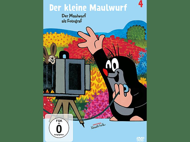 Der kleine Maulwurf DVD 4 [DVD]