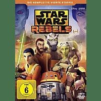 Star Wars Rebels - 4. Staffel [DVD]