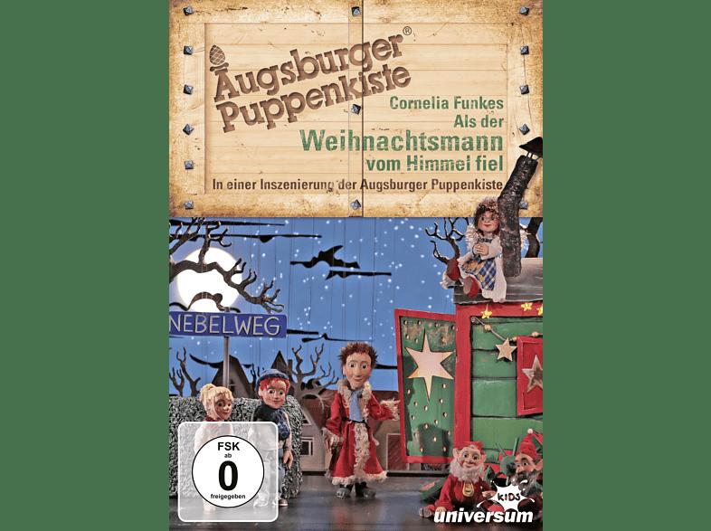 Augsburger Puppenkiste: Als der Weihnachtsmann vom [DVD]