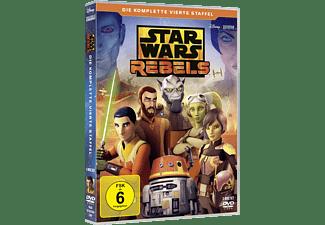Star Wars Rebels - 4. Staffel DVD