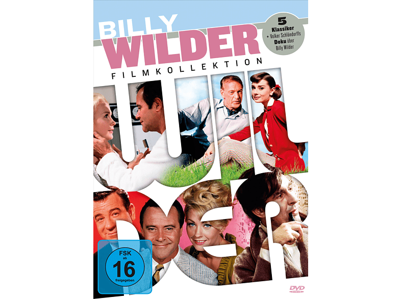 Billy Wilder Collection [DVD]