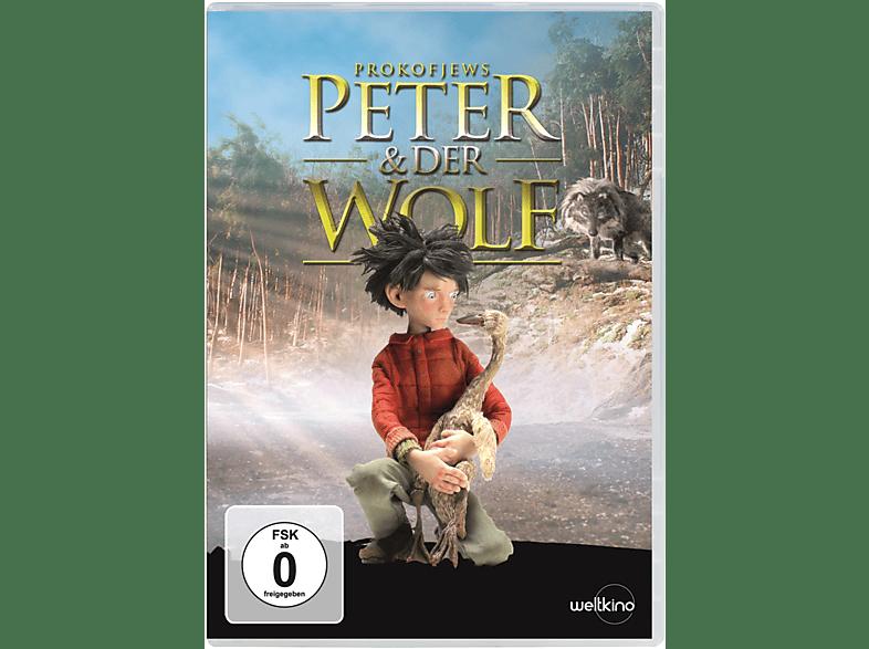 Peter und der Wolf [DVD]