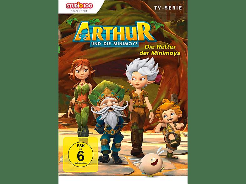 Die Retter der Minimoys [DVD]